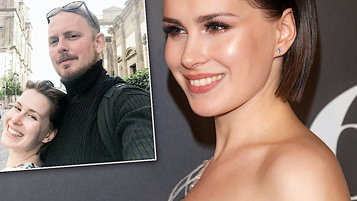 Anna-Maria Sieklucka o partnerze