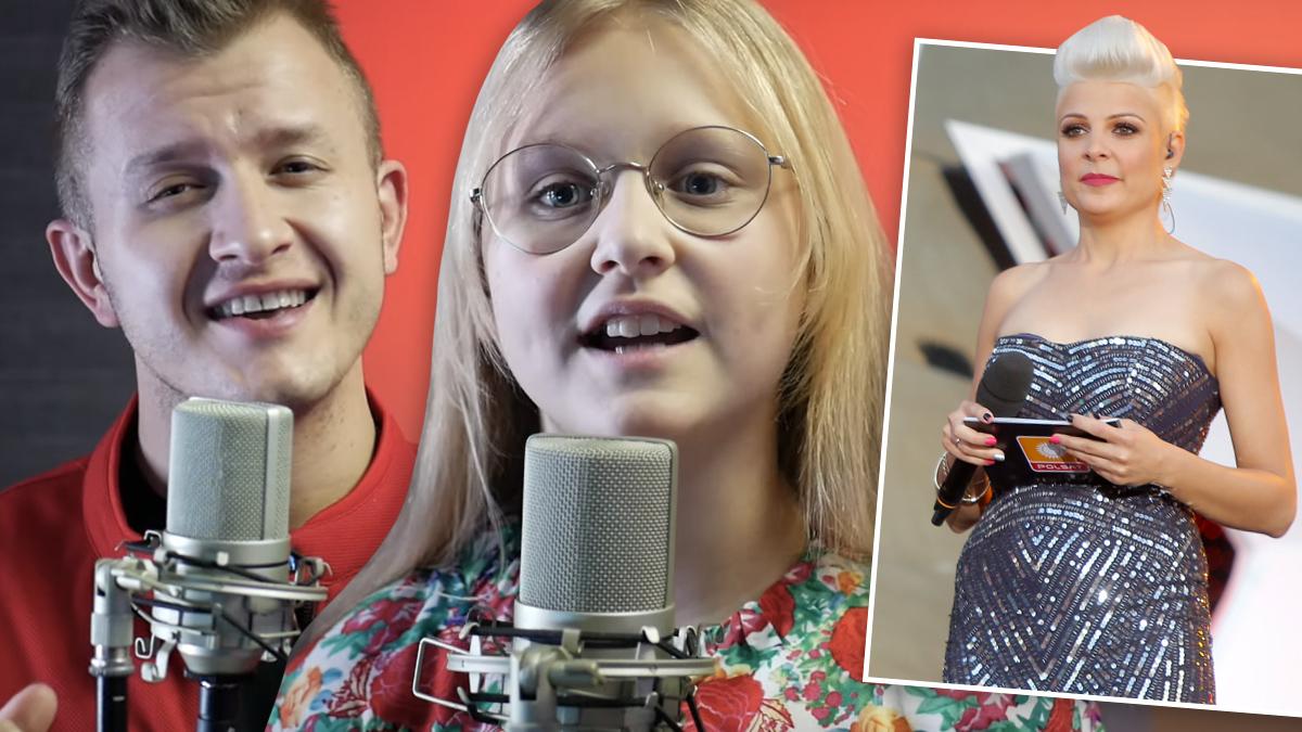 Dawid Narożny nagrał duet z córką