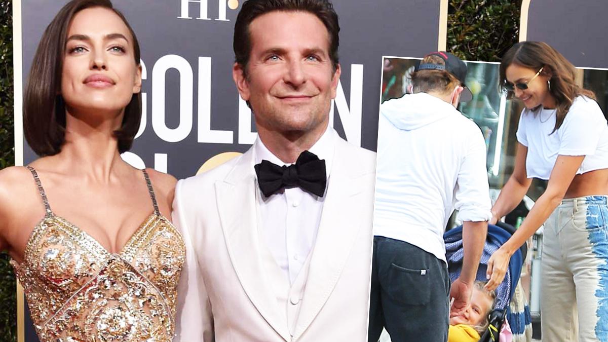 Bradley Cooper i Irina Shayk