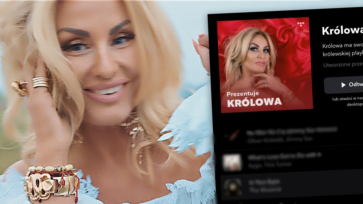 Dagmara Kaźmierska – playlista Królowej życia
