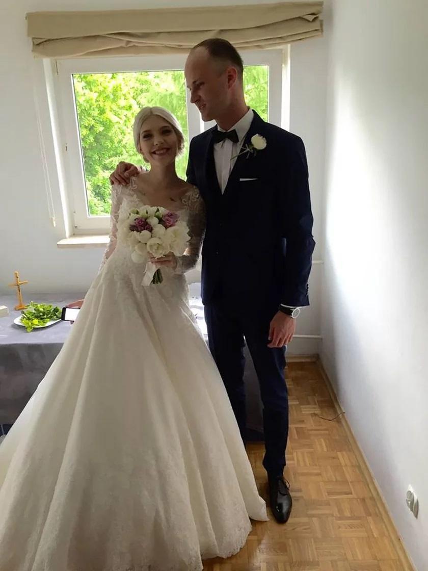 Daria Zawiałow i Tomasz Kaczmarek. Fot. Facebook