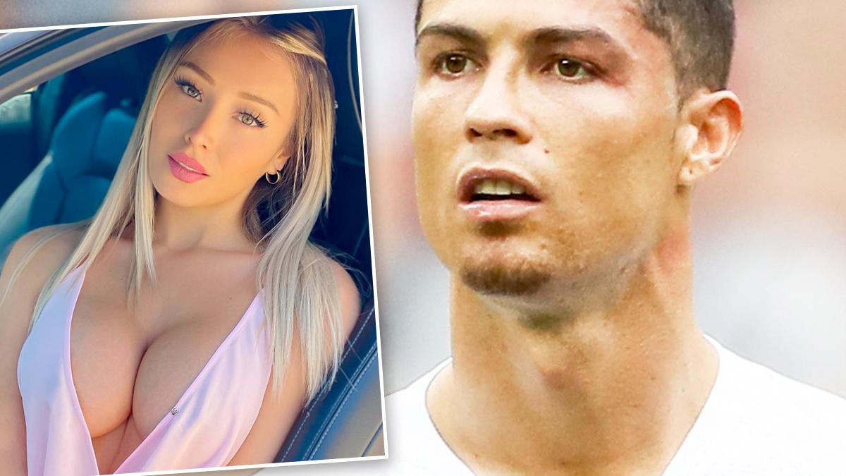 Daniella Chavez, Cristiano Ronaldo