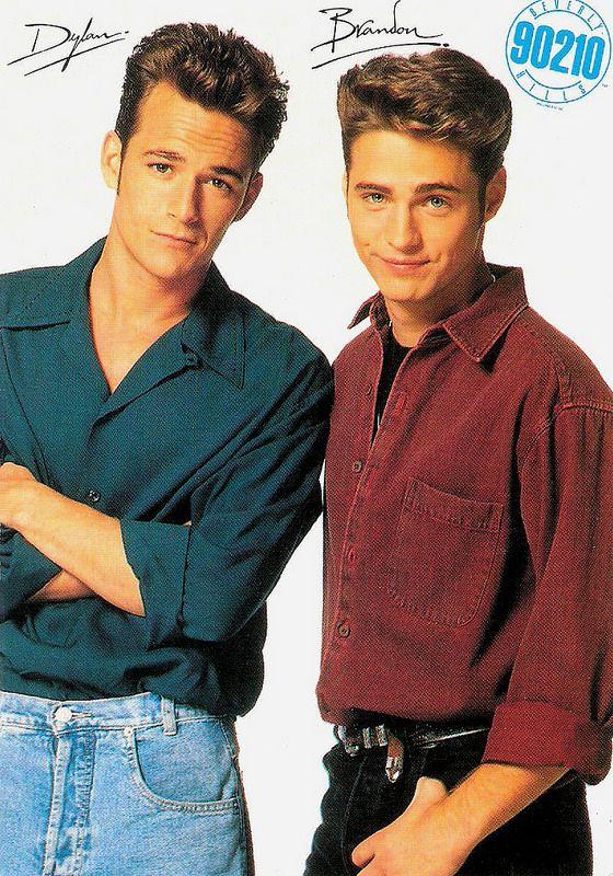 Dylan i Brandon z Beverly Hills