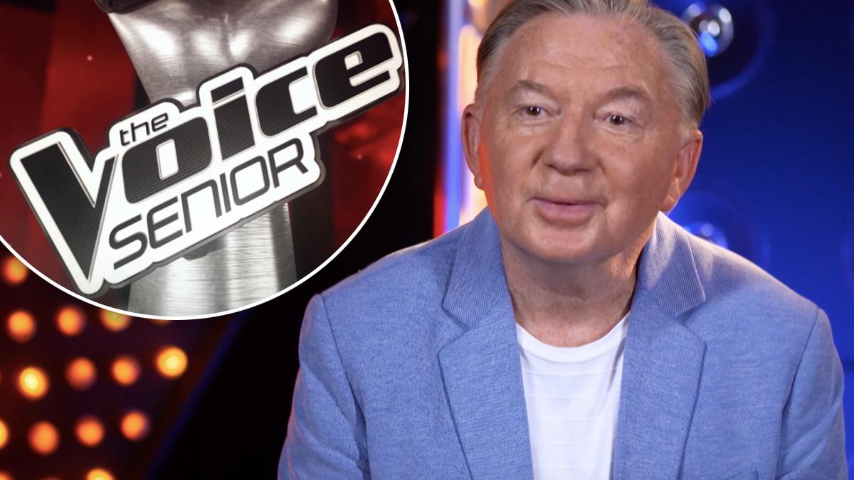 Jerzy Zwierzyński, The Voice Senior