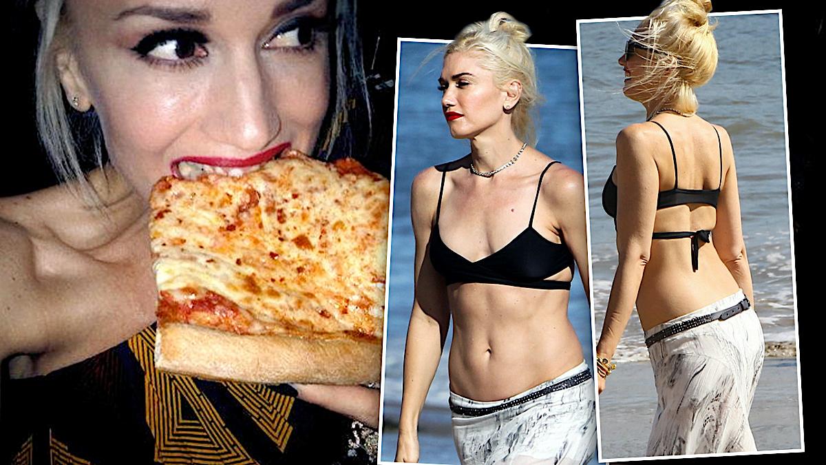 Dieta Gwen Stefani