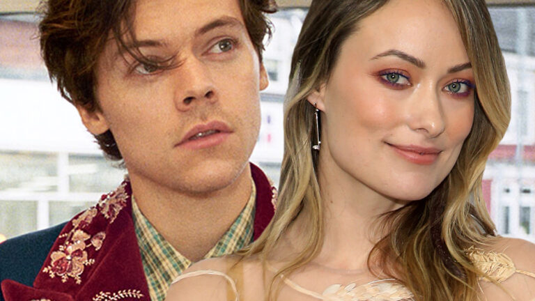 Harry Styles i Olivia Wilde
