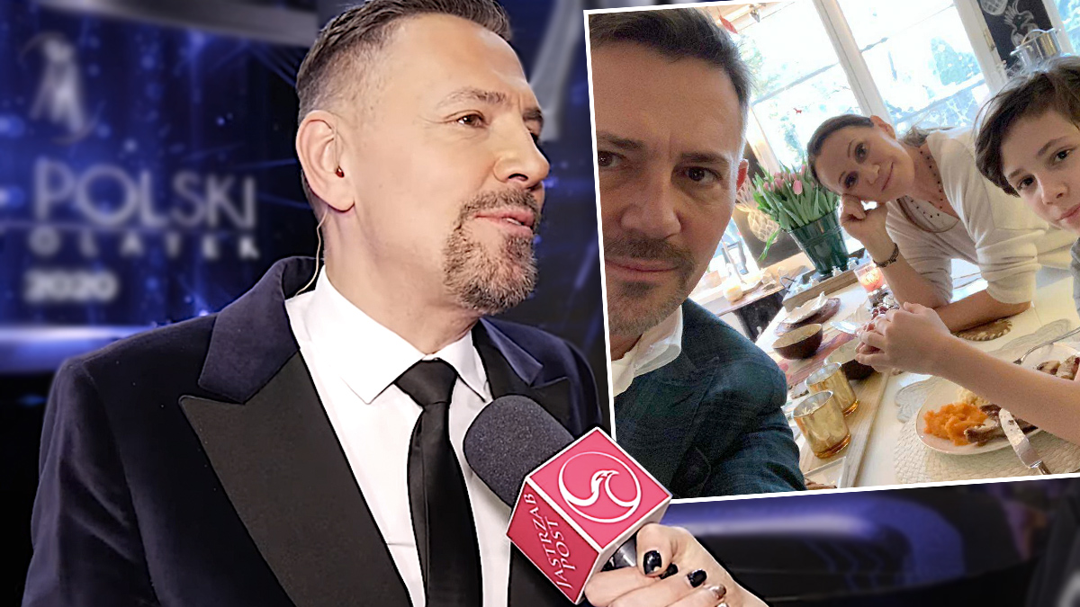 Krzysztof Ibisz o relacji z byłą żoną