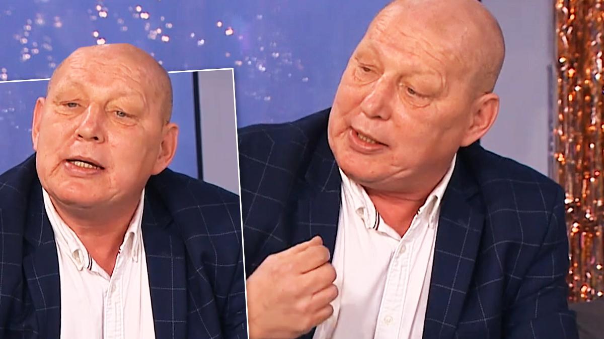 Krzysztof Jackowski w Dzień Dobry TVN