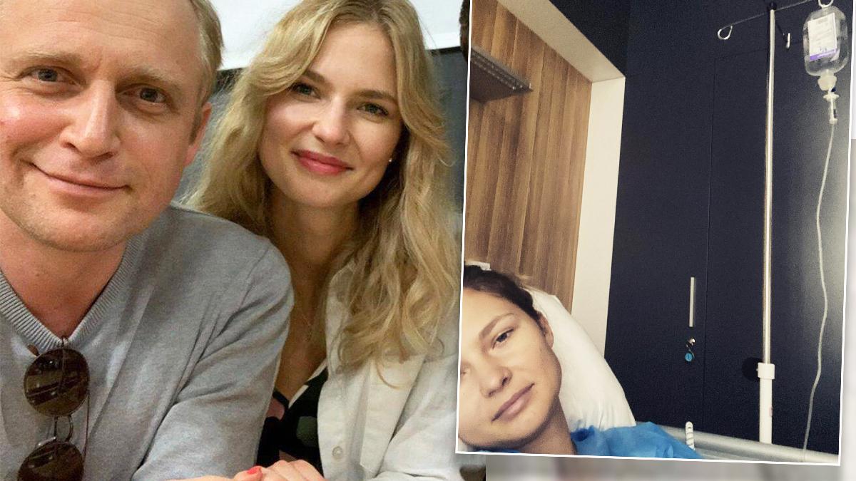 Karolina Szymczak jest poważnie chora