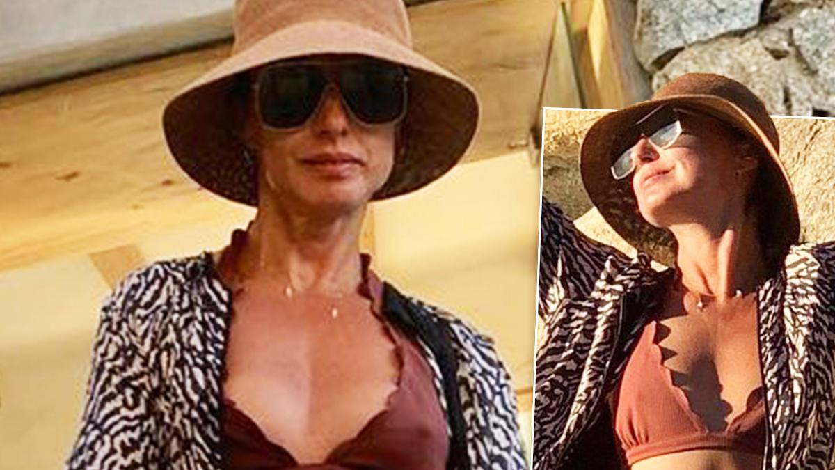 Kasia Sokołowska w bikini