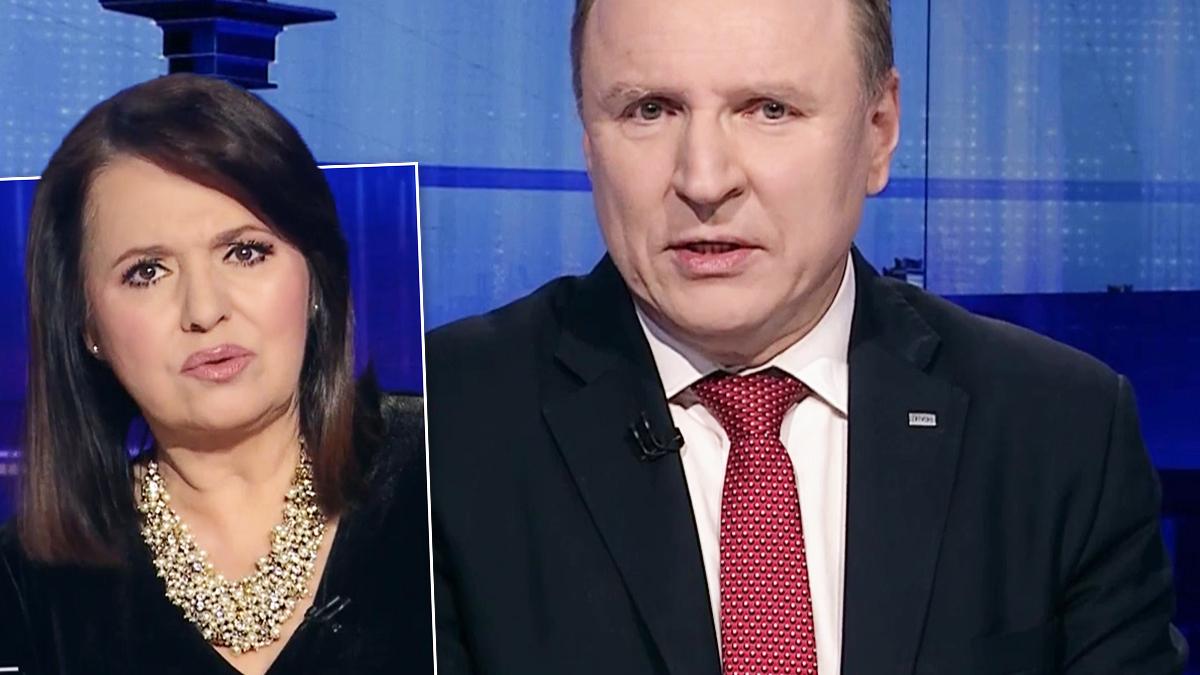 Jacek Kurski w TVP