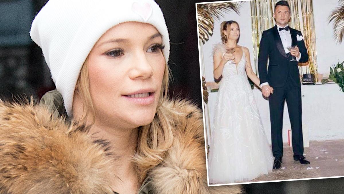 Maja Bohosiewicz o ślubie i weselu