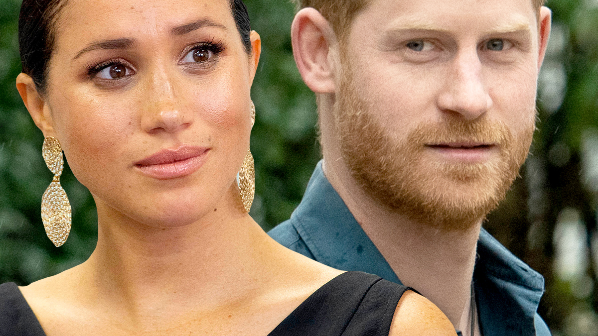 Meghan Markle, książę Harry