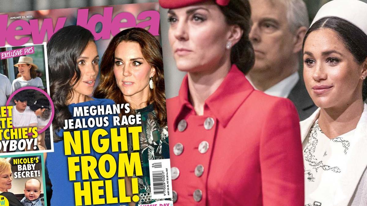 Meghan, Kate