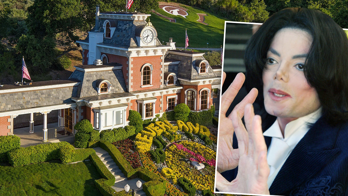 Michael Jackson, Neverland