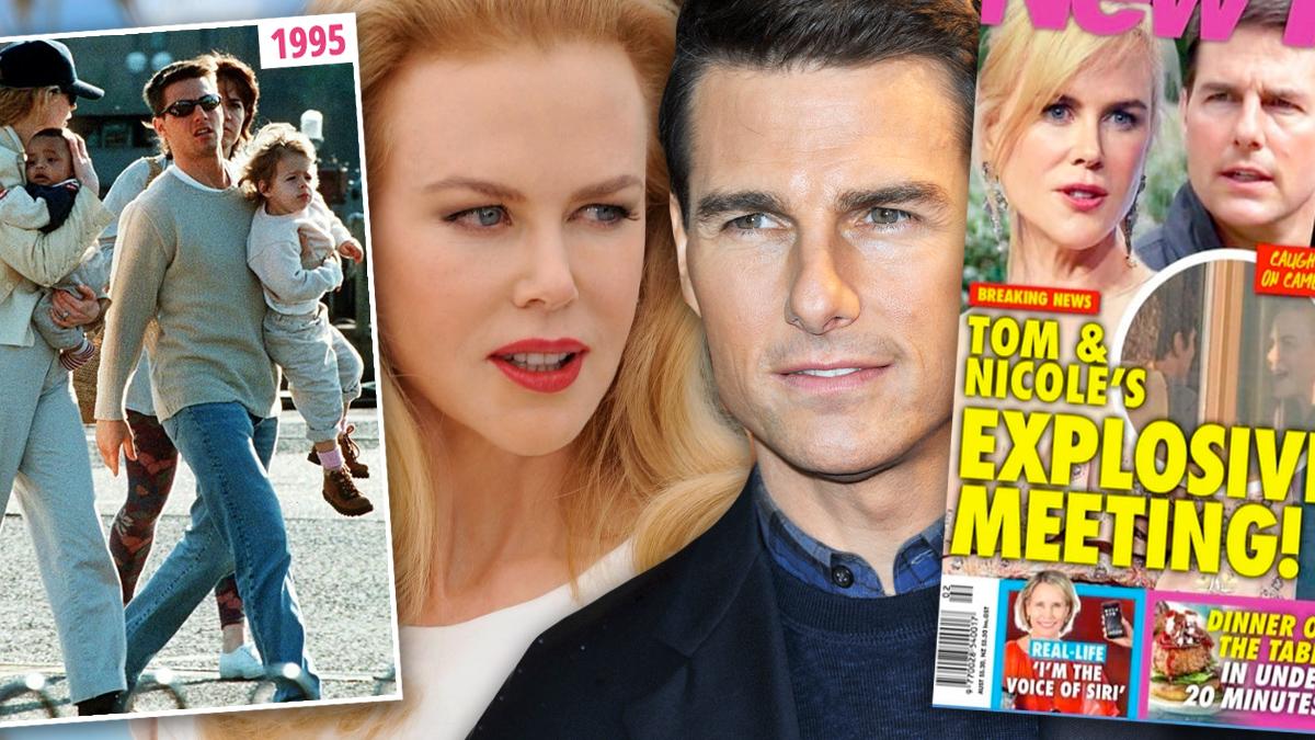 Nicole Kidman i Tom Cruise pogodzą się?