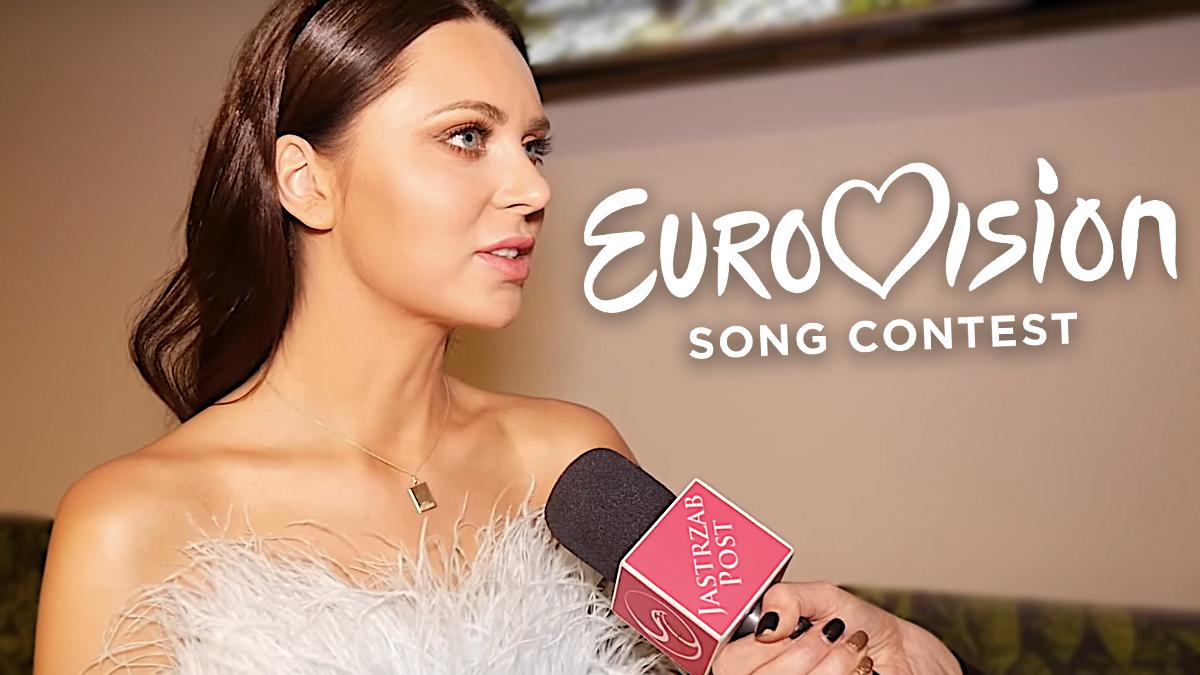 Monika Lewczuk o Eurowizji