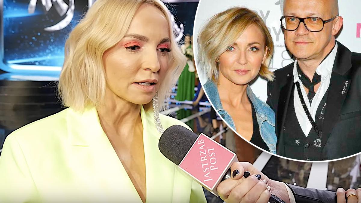 Ania Wyszkoni o związku z Maciejem Druczakiem