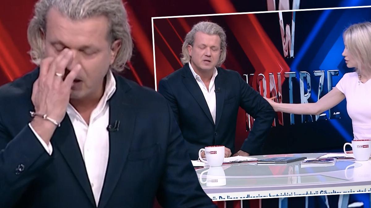 Jarosław Jakimowicz oświadczenie w TVP Info
