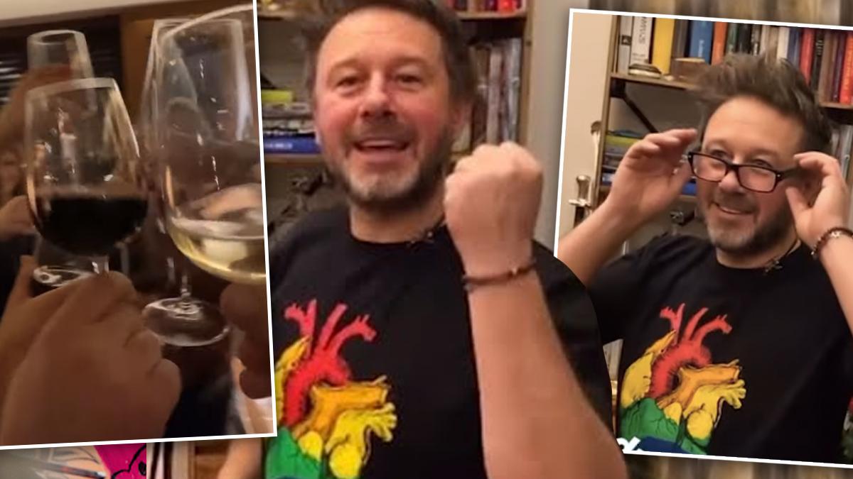 Andrzej Piaseczny – wideo z urodzin