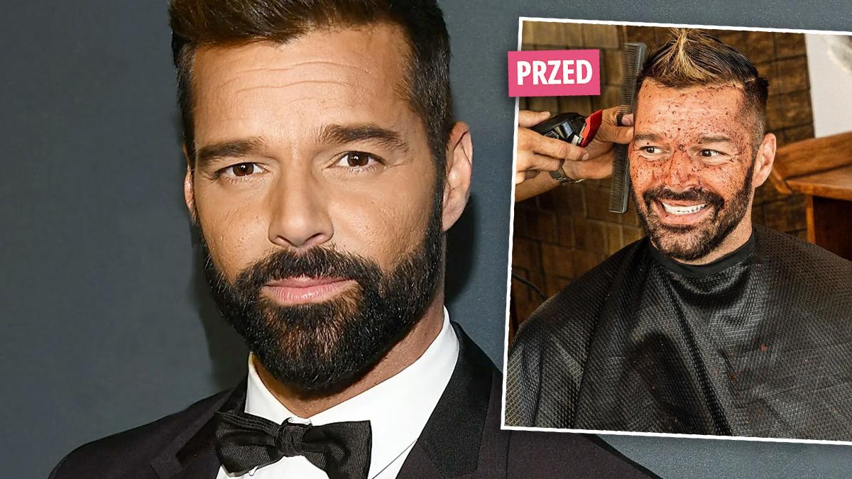 Ricky Martin metamorfoza
