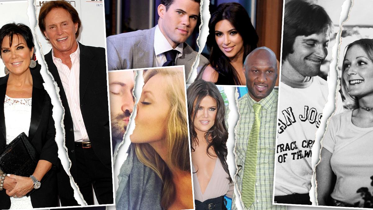 Rozwody w rodzinie Kardashian-Jenner