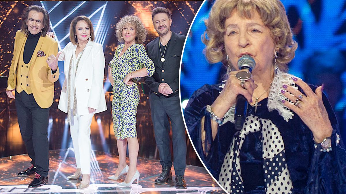 Danuta Krasodomska najstarszą uczestniczką w historii The Voice Senior