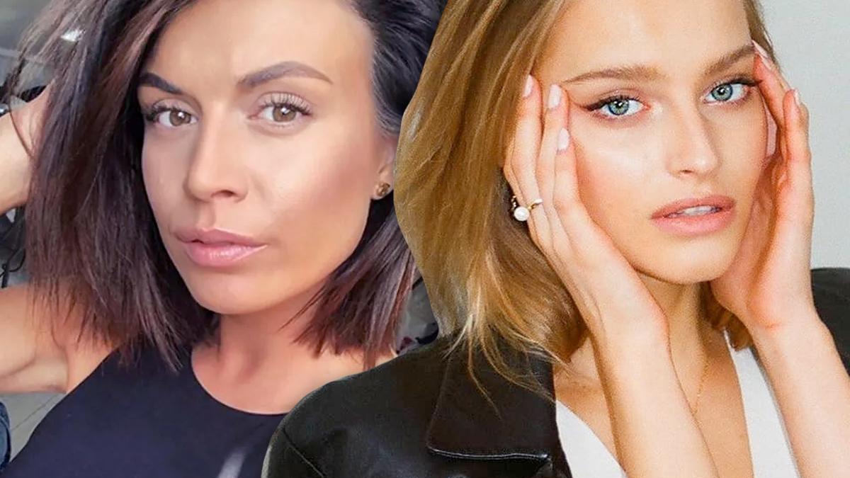 Magda Stępień i Karolina Pisarek