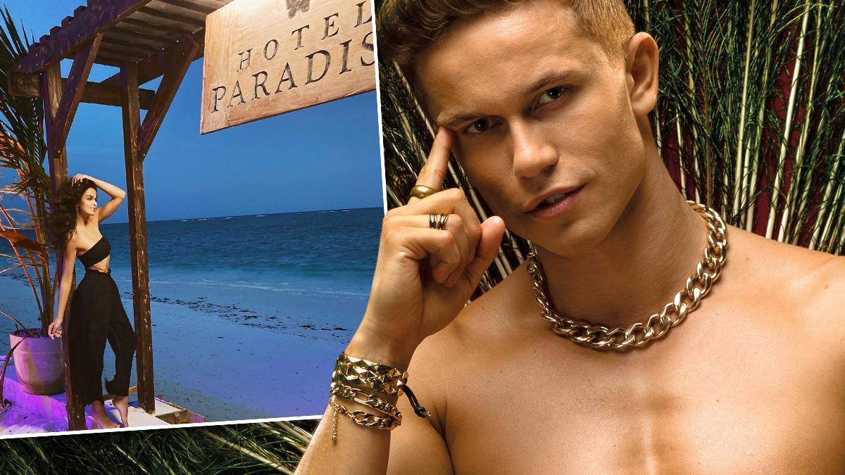 Łukasz Karpiński o obsadzie Hotel Paradise 3