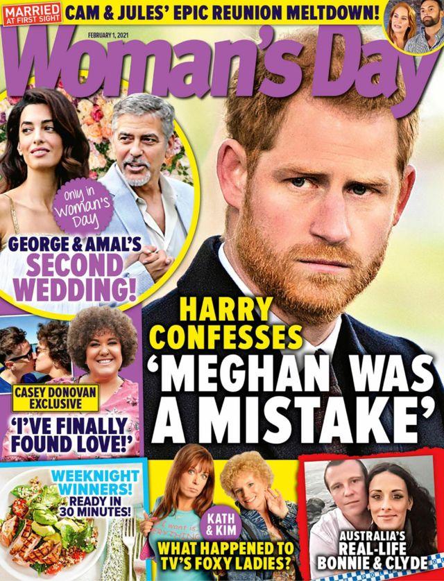Książę Harry uważa Meghan za błąd?