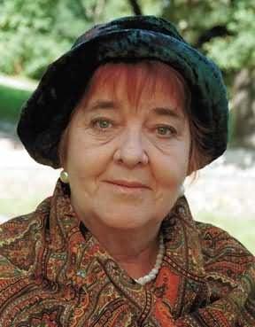 Zdjęcie (4) Agnieszka Dygant w pięknych słowach pożegnała serialową babcię Apolonię. Widać, że łączyła je szczególna więź