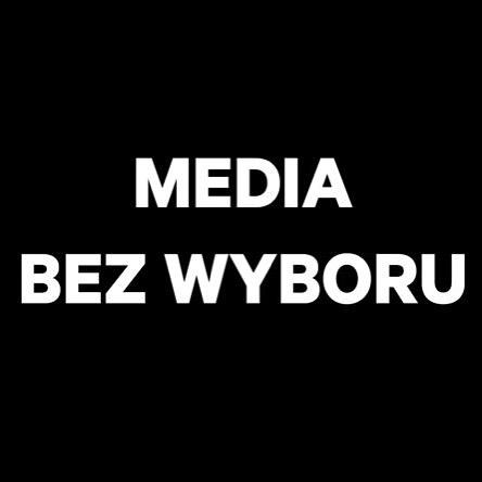 Magda Mołek - Media bez wyboru