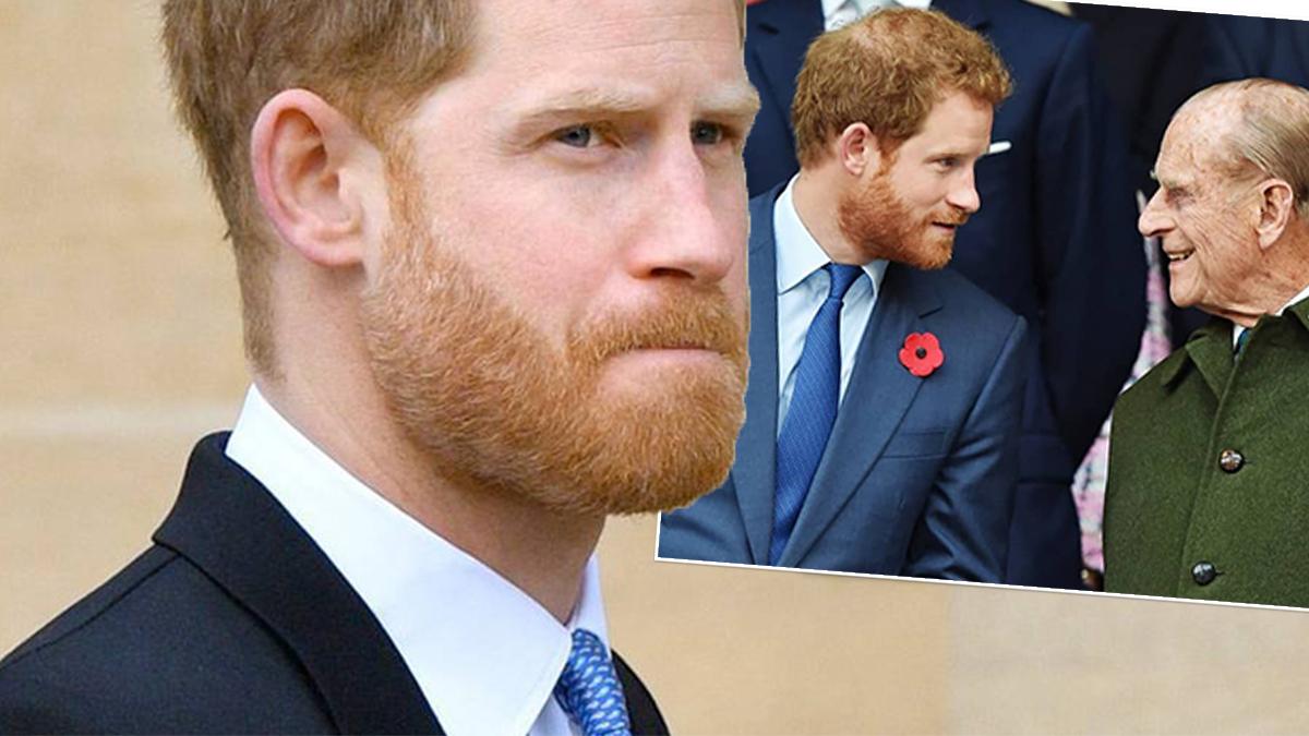 Harry martwi się o Filipa