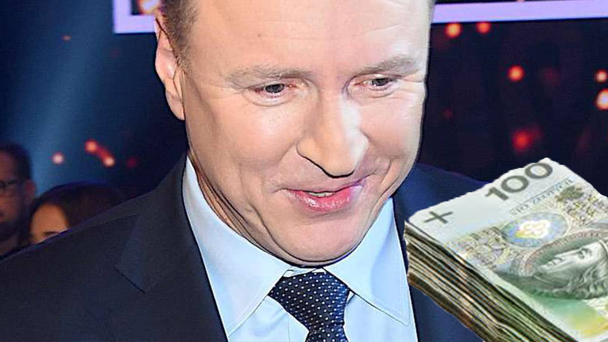 Ile zarabia Jacek Kurski?