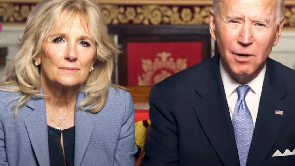 Jill i Joe Biden