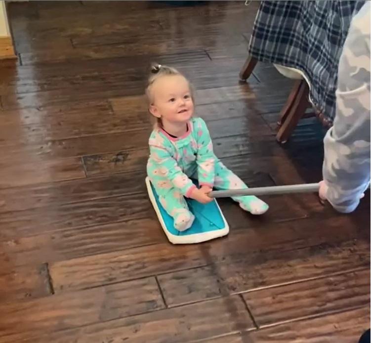 Joanna Krupa- córka Asha