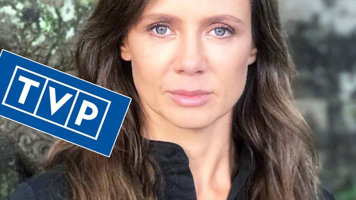 Kinga Rusin TVP