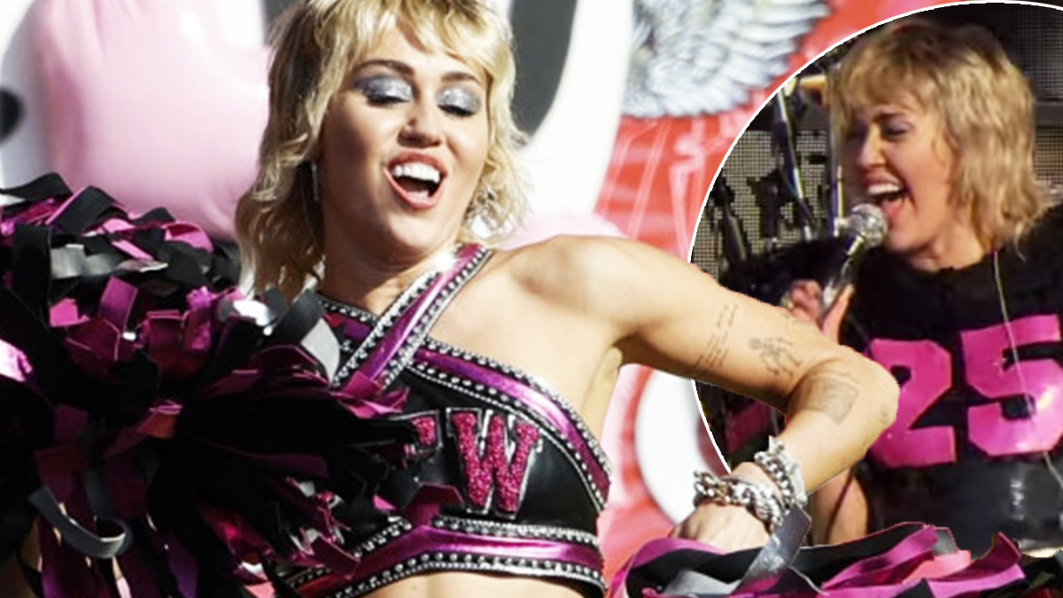 Miley Cyrus - Super Bowl 2021