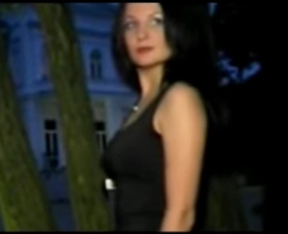 Screen z teledysku do utworu Gwiazda