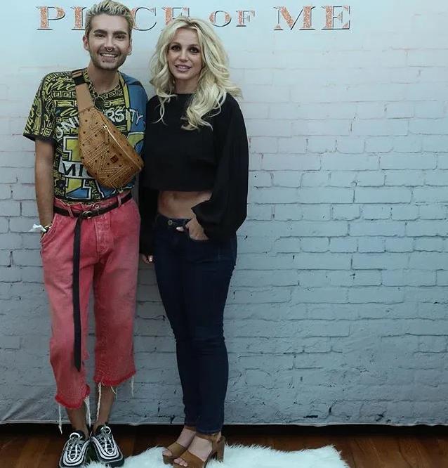Bill Kaulitz i Britney Spears