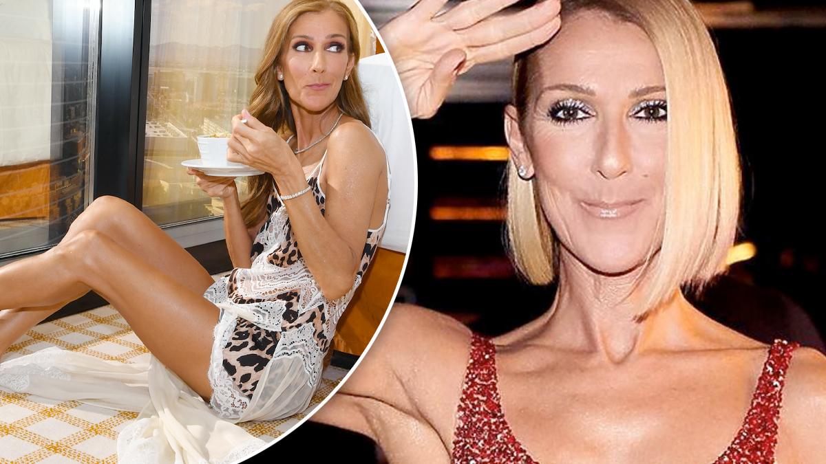 Celine Dion dieta