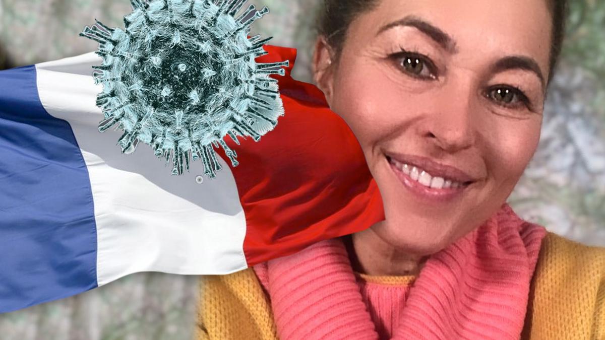 Beata Sadowska o koronawirusie we Francji