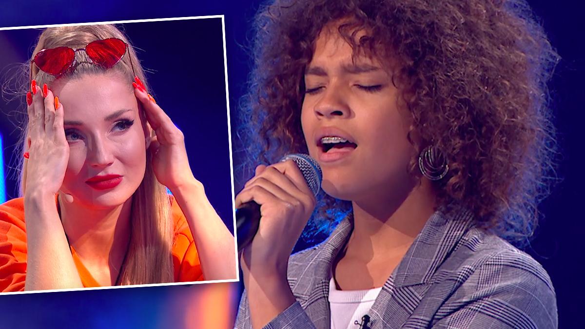 Sara Egwu-James w The Voice Kids 4