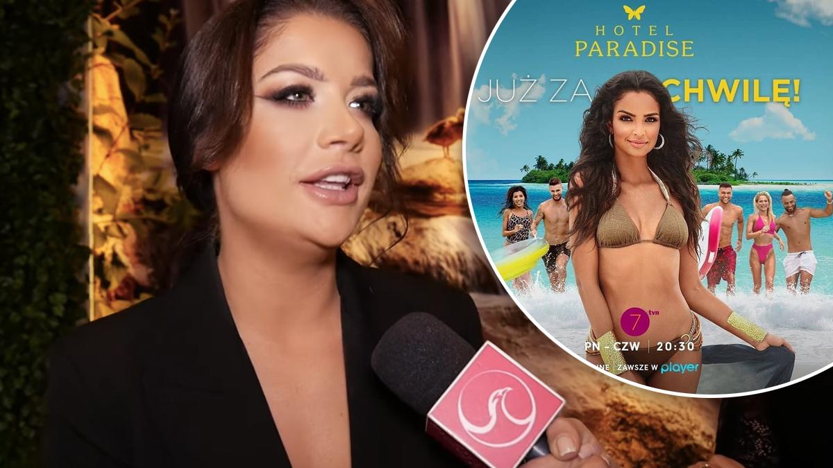 Marietta Witkowska o Hotel Paradise 3