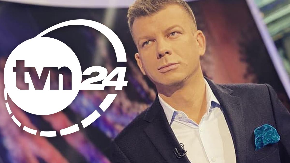 Igor Sokołowski odchodzi z TVN24