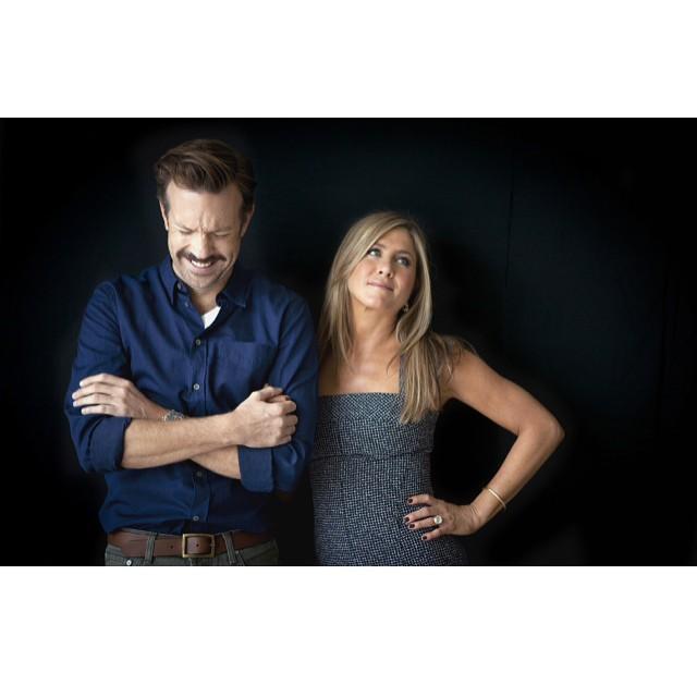Jason Sudeikis i Jennifer Aniston