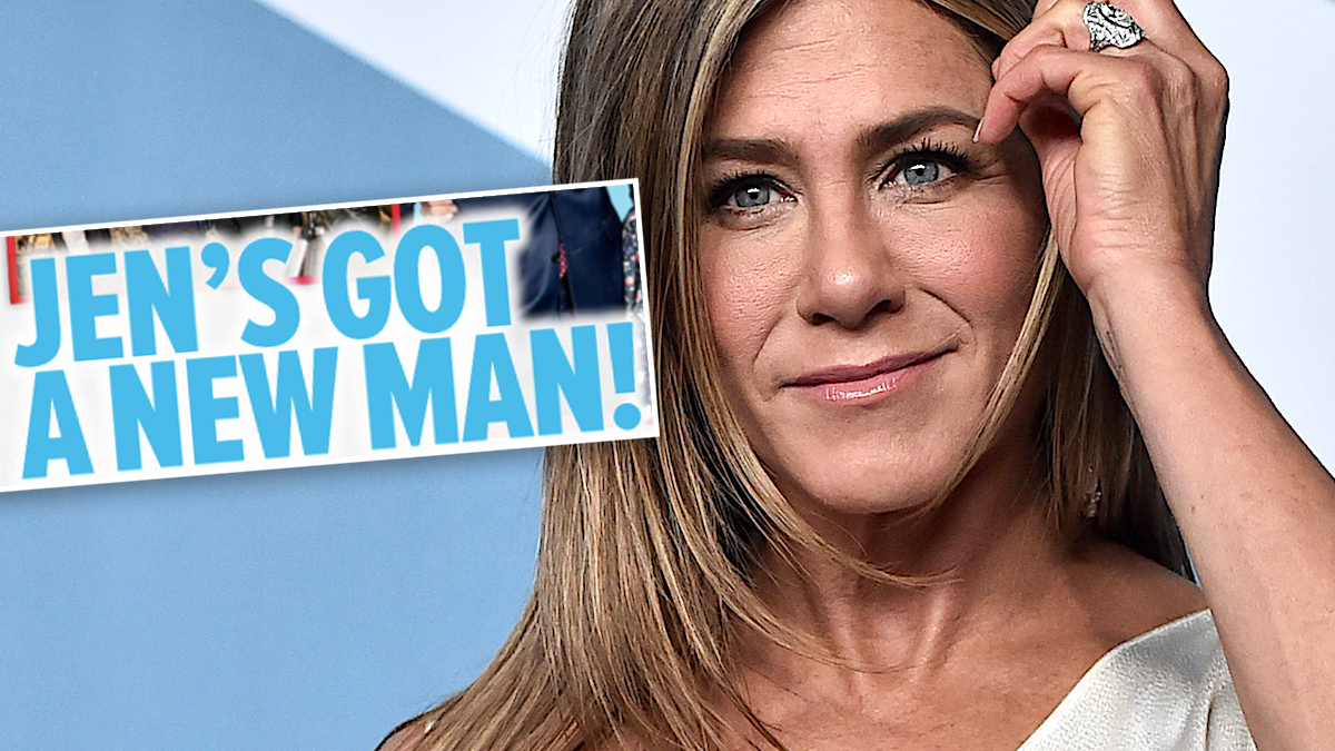 Jennifer Aniston, nowy partner