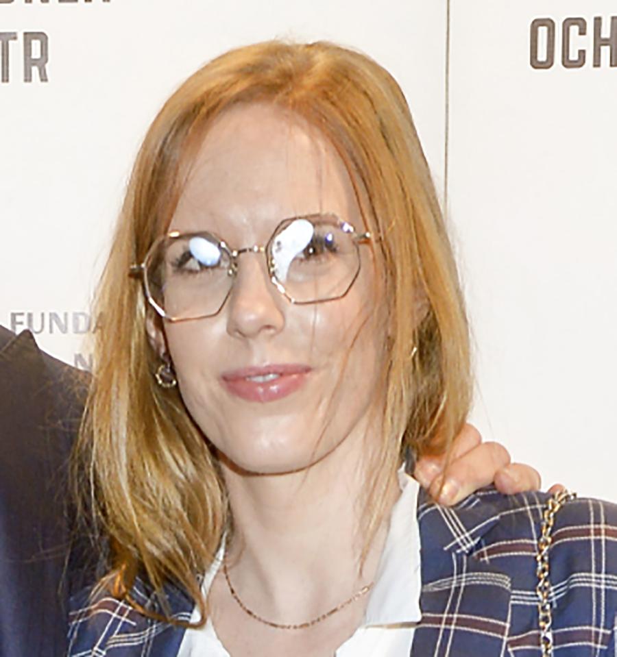 Katarzyna Błażejewska-Stuhr zmieniła fryzurę
