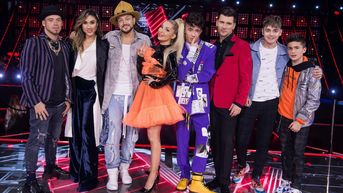 The Voice Kids obsada