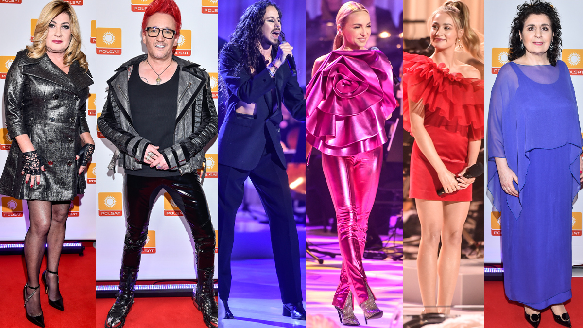 Gwiazdy na walentynkowym koncercie Polsatu